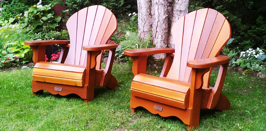 The Temagami Chair
